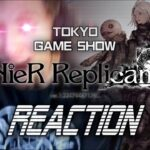 Naniko Reacts • Nier Replicant / Re[in]carnation TGS Event