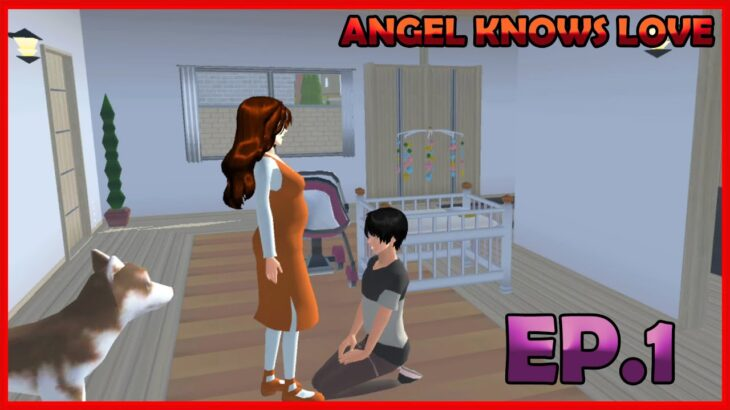 [Film] ANGEL KNOWS LOVE: Broken Family – Episode 1 || SAKURA School Simulator