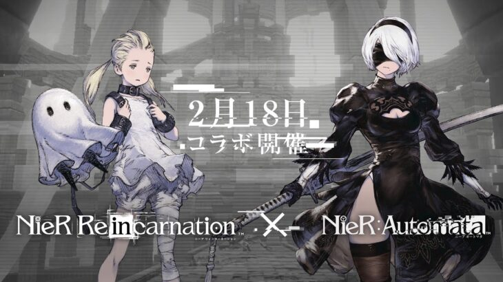 NieR Re[in]carnation 2021 Gameplay Android1440p60HD