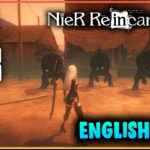 NieR Re[in]carnation English CBT Gameplay (Android, iOS)