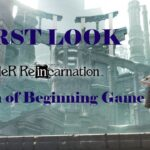 First Look at NieR Re[in]carnation – 20 Min of Beginning Game Play