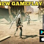 NieR Re[in]carnation (ENG) – Grand Open Launched   GAMEPLAY [FULL HD 1080P 60FPS] (ANDROID/IOS)