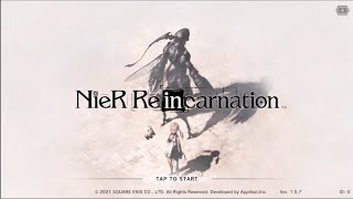 NieR Re[in]carnation Prologue | Android Gameplay | Walkthrough Chapter 1 Part 1 | Nier 2021 Gameplay