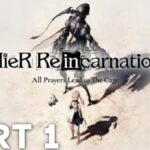 Nier Re[in]carnation Gameplay Walkthrough for Android & iOS Part 1 – 1080P (FULL GAME)-No Commentary