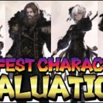 [Nier Reincarnation] New Characters Evaluation!!【ニーア リィンカネ 新キャラ フェス】
