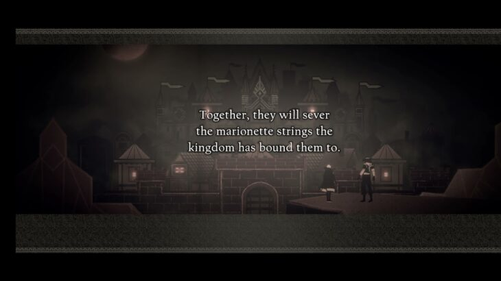 Nier:Re[in]carnation – Dimos Final Chapter in Japanese dub